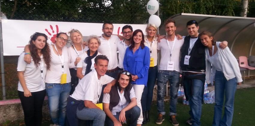 I volontari della Fermati Otello Cup 2015
